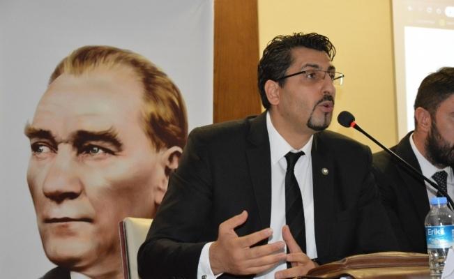Avukatlar 'Kişisel Verilerin Korunması Kanunu' hakkında bilgilendi