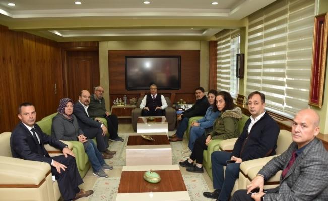 Başkan Çerçi, TOKİ hak sahipleri için Ankara'da