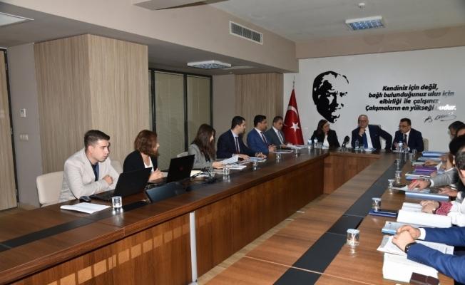 Başkan Ergün'den imar çalışmalarına yakın takip