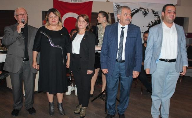 Başkan Öküzcüoğlu ADD'nin buluşma gecesine katıldı