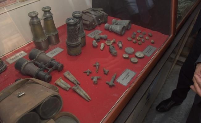 Çanakkale müzesi ziyaretçilerini bekliyor