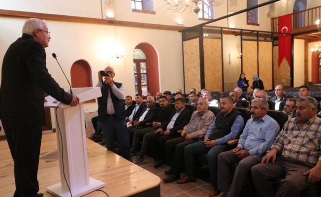 Kent Konseyi Muhtarlar Meclisi toplandı