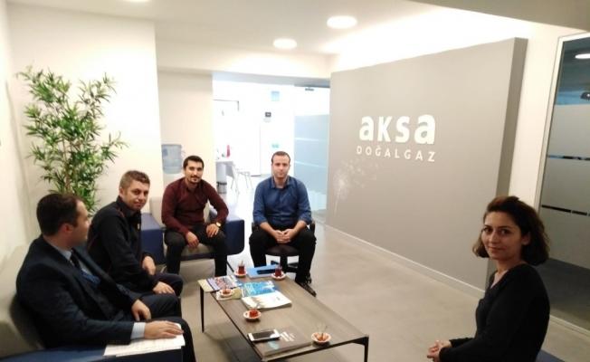 Manisa Büyükşehir Belediyesi ile Aksa Doğalgaz'dan işbirliği