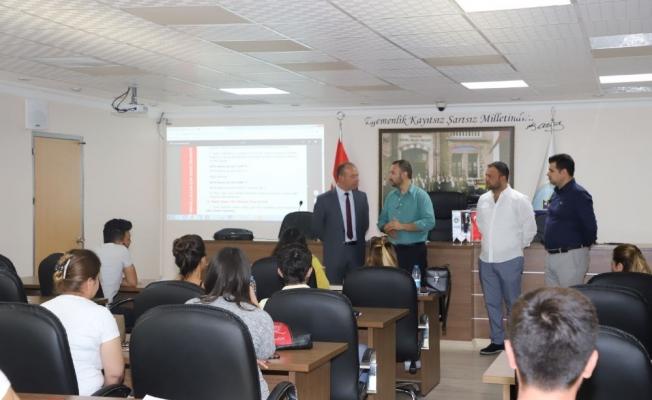 Son örgün KOSGEB eğitimi 19 Kasım'da Turgutlu Belediyesinde