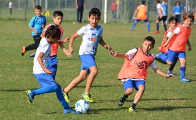 'Tuncay Erkan Yaşarken Analım' Küçükler Futbol Şenliği başlıyor