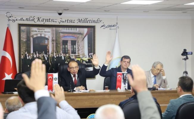 Turgutlu'da seyyarlar ve kaldırım işgallerine karşı komisyon kuruldu