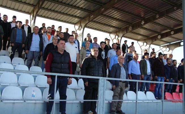 Ülküspor'dan Demirci Belediyespor'a yarım düzine gol