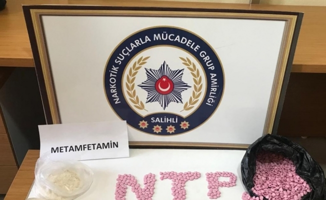 Uyuşturucu sevkiyatı Manisa polisine takıldı