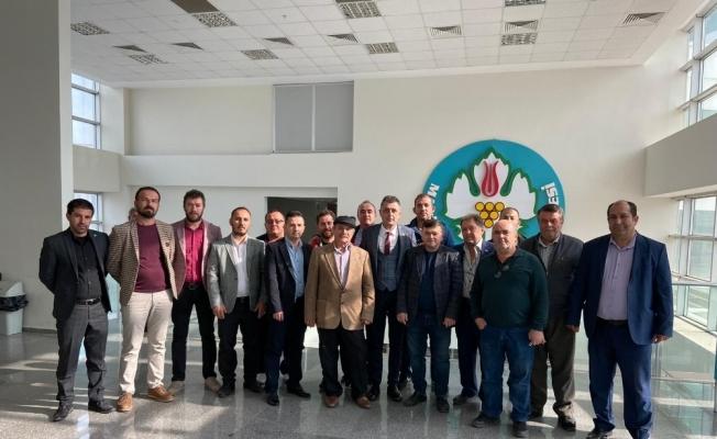 Yunt-Der'in yeni başkanı İlyas Selçuk oldu