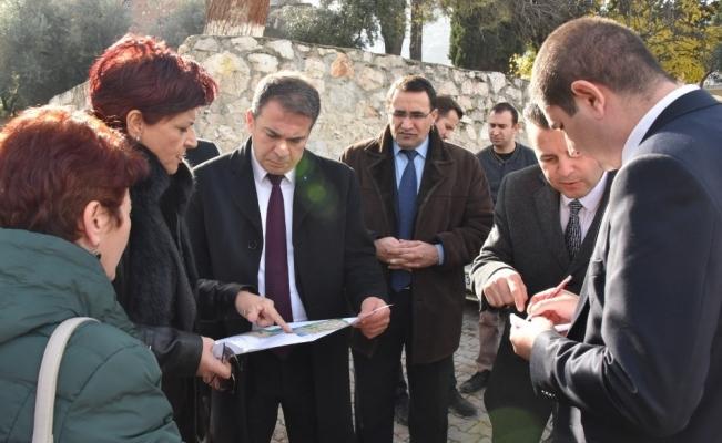 Başkan Çerçi, Bakanlık yetkililerini ağırladı