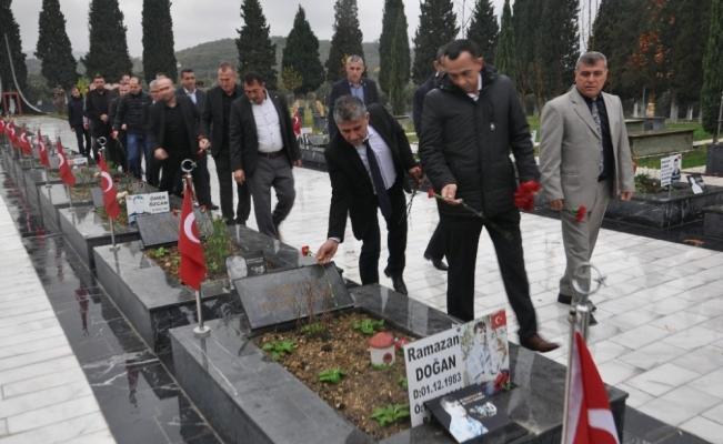 Madenciler Günü Soma'da buruk kutlandı