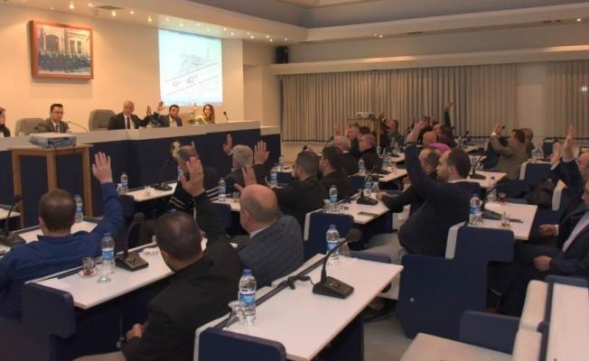 Salihli Belediye meclisi yılın son toplantını yaptı