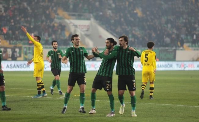 TFF 1. Lig: Akhisarpor: 4 - İstanbulspor: 3