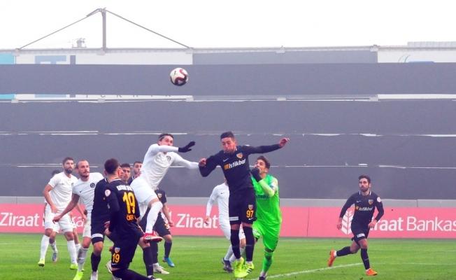 Ziraat Türkiye Kupası: Manisa FK: 3 - Kayserispor: 3 (Maç sonucu)