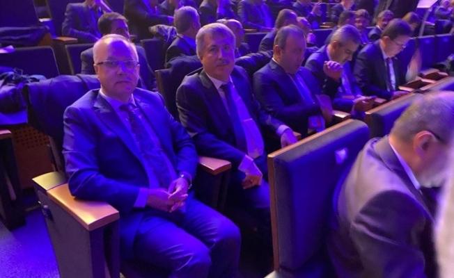 Başkan Kayda, 'Akıllı Şehirler ve Belediyeler Kongre ve Sergisi'ne katıldı