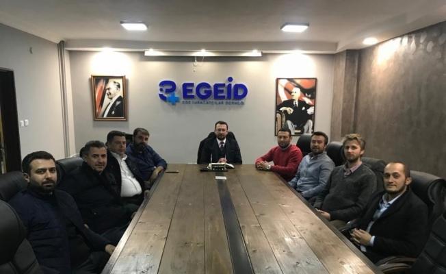EGEİD, KKTC'ye ihracat için Başbakanla görüşecek