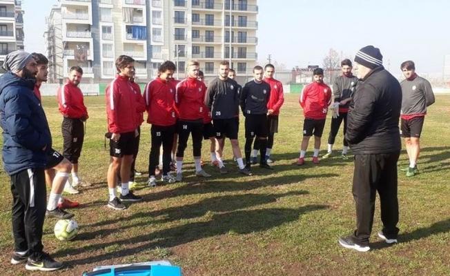 Salihli Belediyespor'da Bolvadin mesaisi başladı