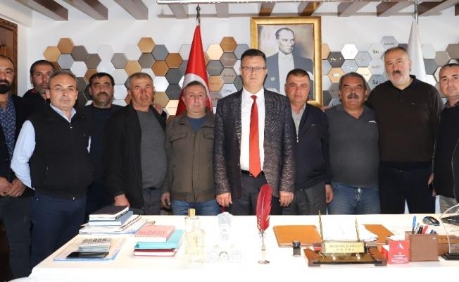 Alaşehir Belediyesinden yerel kulüplere destek