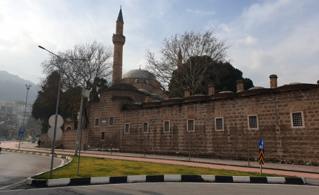 Manisa Mesir'e hazır, peki Sultan Camii!..