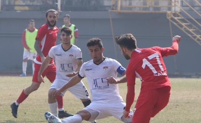 TFF 3. Lig: Manisaspor: 0 - Çankaya FK: 4