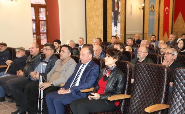 Turgutlu Kent Konseyi Olağan Genel Kurulu gerçekleştirildi