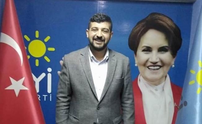 Alaşehir İYİ Parti'de yeni başkan Cihan Yıldırım