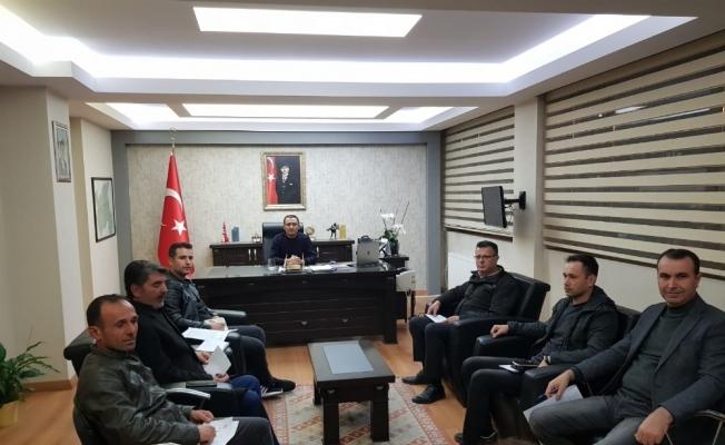 Alaşehir'de 'Vefa Sağlık Destek Grubu' kuruldu