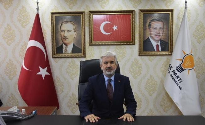 Manisa AK Parti'nin sağlıkçılara desteği gündem oldu