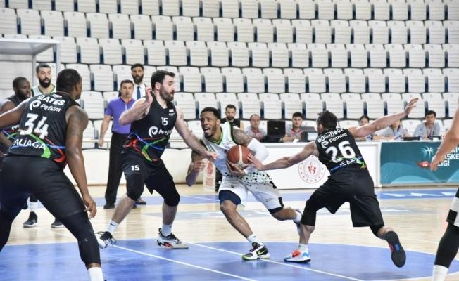Manisa BBSK Basketbol Takımı evinde kayıp