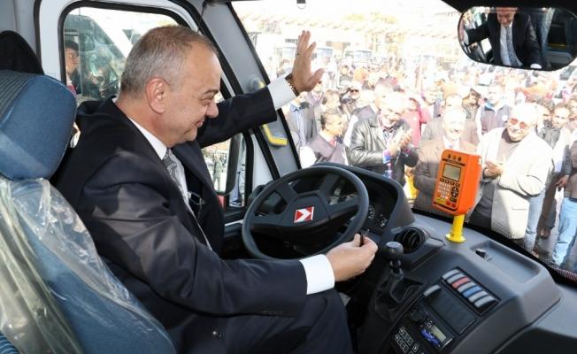 Manisa Büyükşehir Belediyesinden bir destek de kooperatiflere