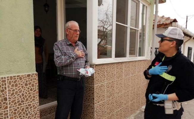 Manisa'da Vefa Sosyal Grupları iş başında