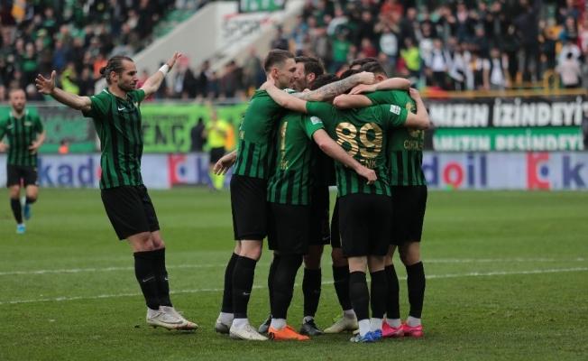 TFF 1. Lig: Akhisarspor: 3 - Osmanlıspor: 2