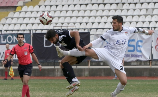 TFF 3. Lig: Manisaspor: 0 - 68 Aksaray Belediyespor: 4