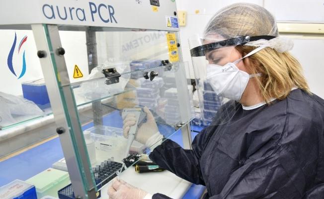 Manisa CBÜ Covid-19 PCR testi için yetkilendirildi