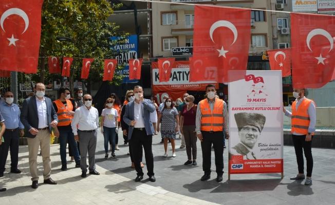 CHP'den 19 Mayıs'a erken kutlama