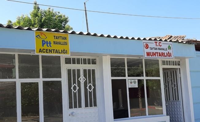 PTT Taytan'da Acentelik açtı