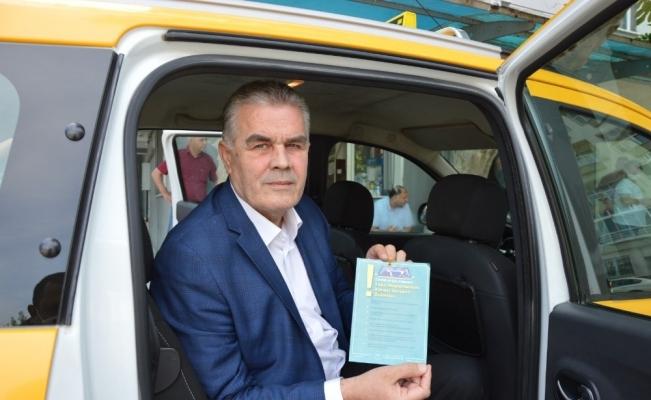 Şoför esnafı hükümetten ÖTV desteği talebinde bulundu