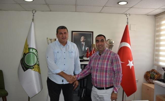 Akhisarspor'a yeni sportif direktör