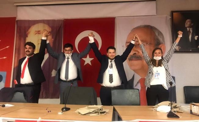 CHP Gençlik Kolları Başkanı Sergen Akpir oldu