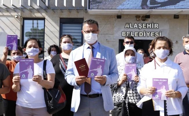Evlilik cüzdanı kadına, İstanbul Sözleşmesi erkeğe