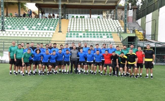 Manisa FK yeni sezon hazırlıklarına başladı