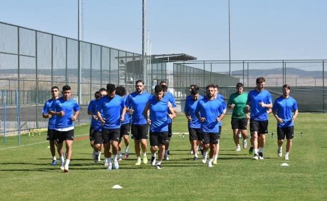 Manisa FK'da yoğun tempo