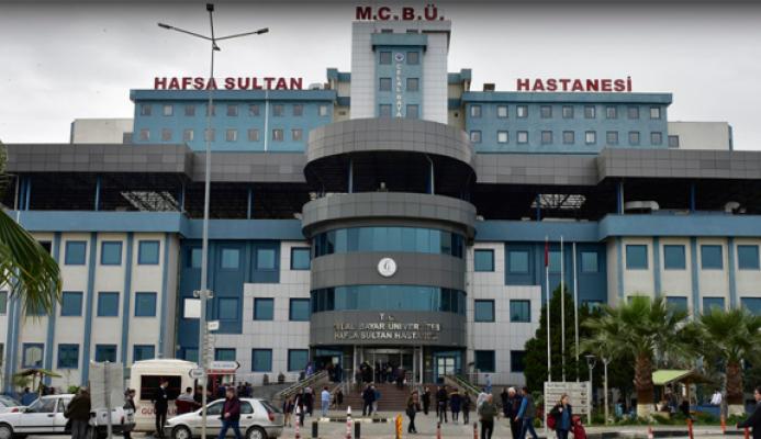 MCBÜ Hastanesi'nde 80 sağlıkçıya virüs bulaştı iddiası!