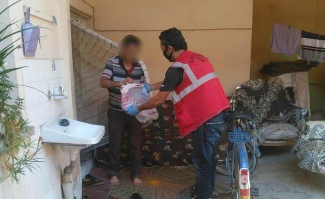 Salihli Belediyesi, hayırseverlerle ihtiyaç sahipleri arasında köprü oldu