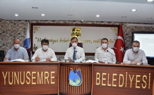 Yunusemre Meclisi Beyrut'taki terör saldırısını kınadı