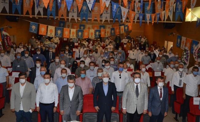 AK Partili Güngör güven tazeledi