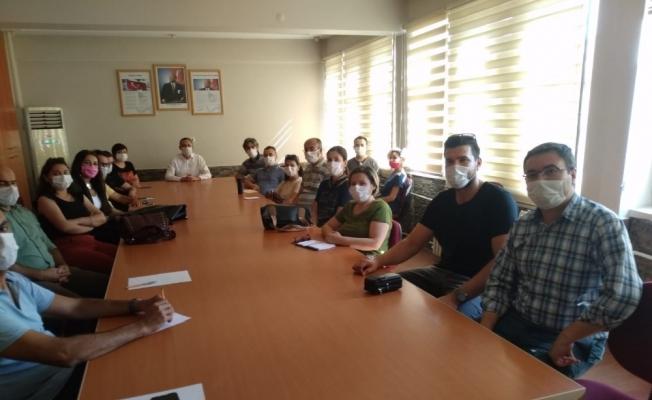 Alaşehir'deki okullara 18 yeni idareci atandı