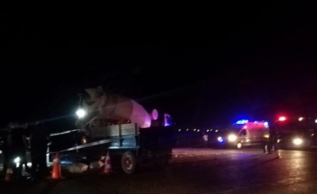 Çaldığı traktörle kaza yaparak öldü
