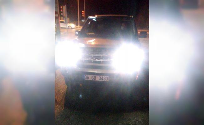 Çeşme'den çaldığı lüks araç ile Salihli'de yakalandı