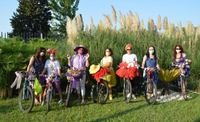 İşte 2020'nin 'Süslü Kadınlar Bisiklet Turu'